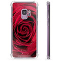 Samsung Galaxy S9 Hybrid Cover - Rose