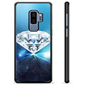 Samsung Galaxy S9+ Beskyttende Cover - Diamant