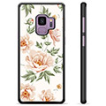 Samsung Galaxy S9 Beskyttende Cover - Floral