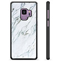 Samsung Galaxy S9 Beskyttende Cover - Marmor