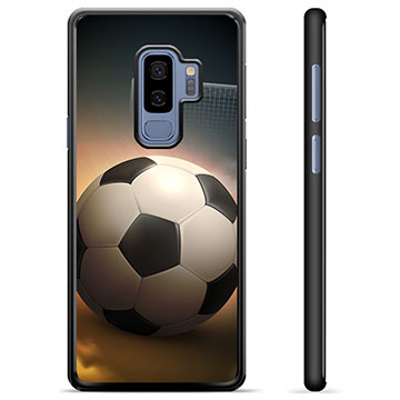 Samsung Galaxy S9+ Beskyttende Cover - Fodbold