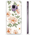 Samsung Galaxy S9 TPU Cover - Floral