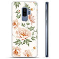 Samsung Galaxy S9+ TPU Cover - Floral