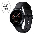 Samsung Galaxy Watch Active2 (SM-R835) LTE - Rustfrit Stål, 40mm