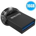 SanDisk Ultra Fit USB 3.1 Stik SDCZ430-016G-G46 - 16GB