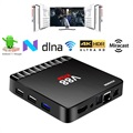Scishion V88 Piano 4K Android 7.1 TV Box med 4GB RAM