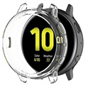 Samsung Galaxy Watch Active2 Silikone Cover - 44mm - Gennemsigtig