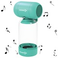 Sodapop Bass Bottle Bluetooth-højtaler - Grøn