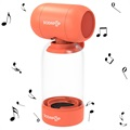 Sodapop Bass Bottle Bluetooth-højtaler - Orange