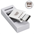 Sony Dual Connection USB Type-C USB Stik USM32CA1