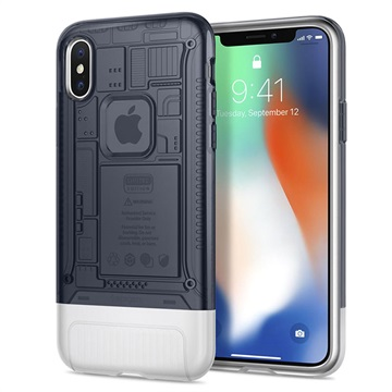 Spigen Classic C1 iPhone X Cover