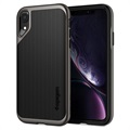 Spigen Neo Hybrid iPhone XR Cover - Gunmetal