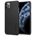 Spigen Thin Fit iPhone 11 Pro Cover - Sort