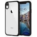 Spigen Ultra Hybrid iPhone XR Cover - Sort / Gennemsigtig