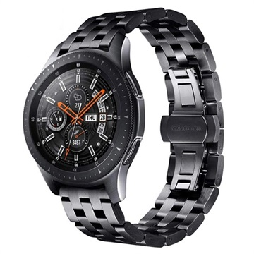 Samsung Galaxy Watch Rustfrit Stål Spænderem - 42mm
