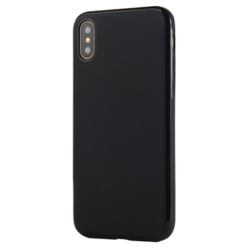 iPhone X / iPhone XS Sulada Slim Magnetisk TPU Cover