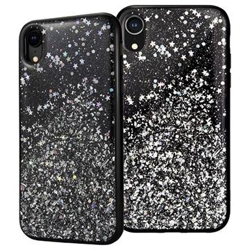 SwitchEasy Starfield iPhone XR Hybrid Cover