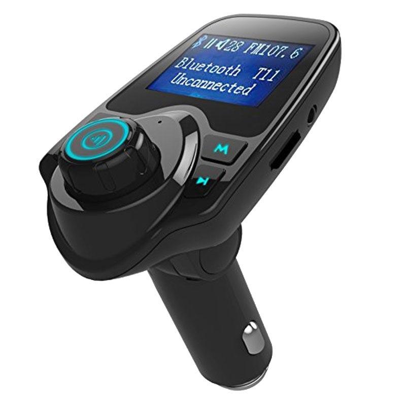 K 248 B En T11 Bluetooth Fm Transmitter Og Biloplader Online