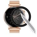 Hat Prince 3D Huawei Watch GT 2 Panserglas - 42mm - Sort