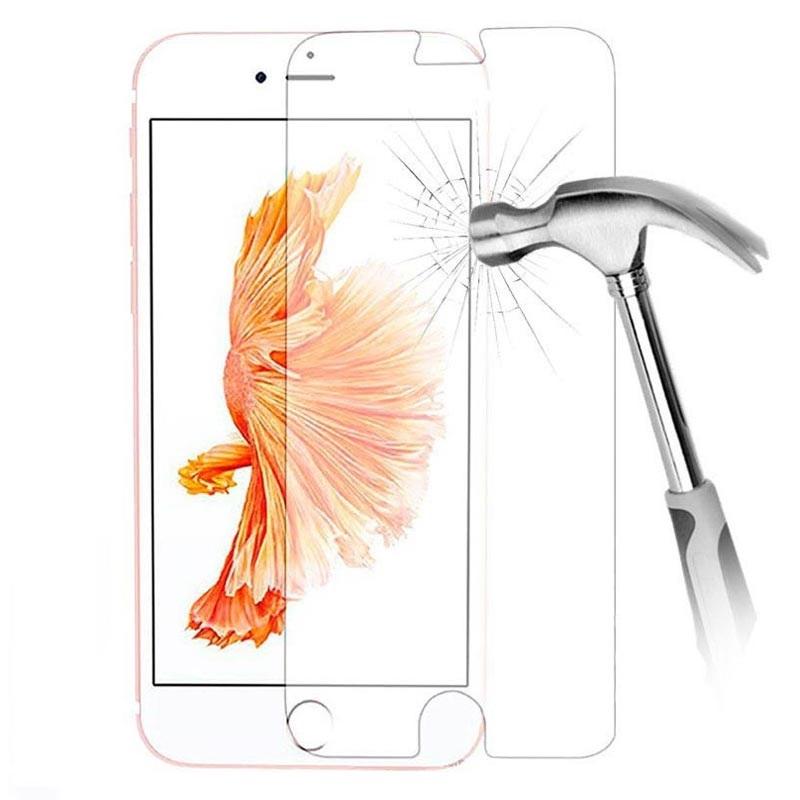 iPhone 7 / iPhone 8 Panserglas - 9H, 0.3mm - Krystalklar