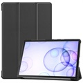 Tri-Fold Series Samsung Galaxy Tab S6 Smart Folio Cover