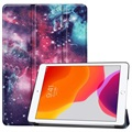 Tri-Fold Series iPad 10.2 2019/2020 Smart Folio Cover - Galakse