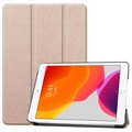 Tri-Fold Series iPad 10.2 2019/2020 Smart Folio Cover - Guld