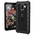 UAG Outback Series Samsung Galaxy A6 (2018) Cover - Sort