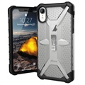 UAG Plasma Series iPhone XR Cover - Frostet / Sort