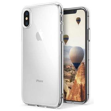 iPhone X / iPhone XS Ultra Slim Pro Silikone Cover