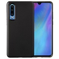 Ultratyndt Huawei P30 TPU Cover - Karbonfiber