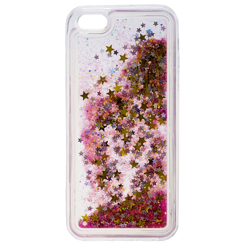 urban iphoria glamour iphone 5 5s se cover guld pink. Black Bedroom Furniture Sets. Home Design Ideas