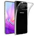 Usams Primary Color Samsung Galaxy S10e TPU Cover - Gennemsigtig