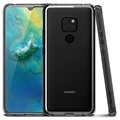 VRS Design Crystal Chrome Huawei Mate 20 Cover - Klar