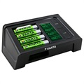 Varta LCD Smart Batterilader & 4 ReadyToUse AA Batterier