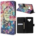 Samsung Galaxy Note9 Pung Cover - Wonder Series