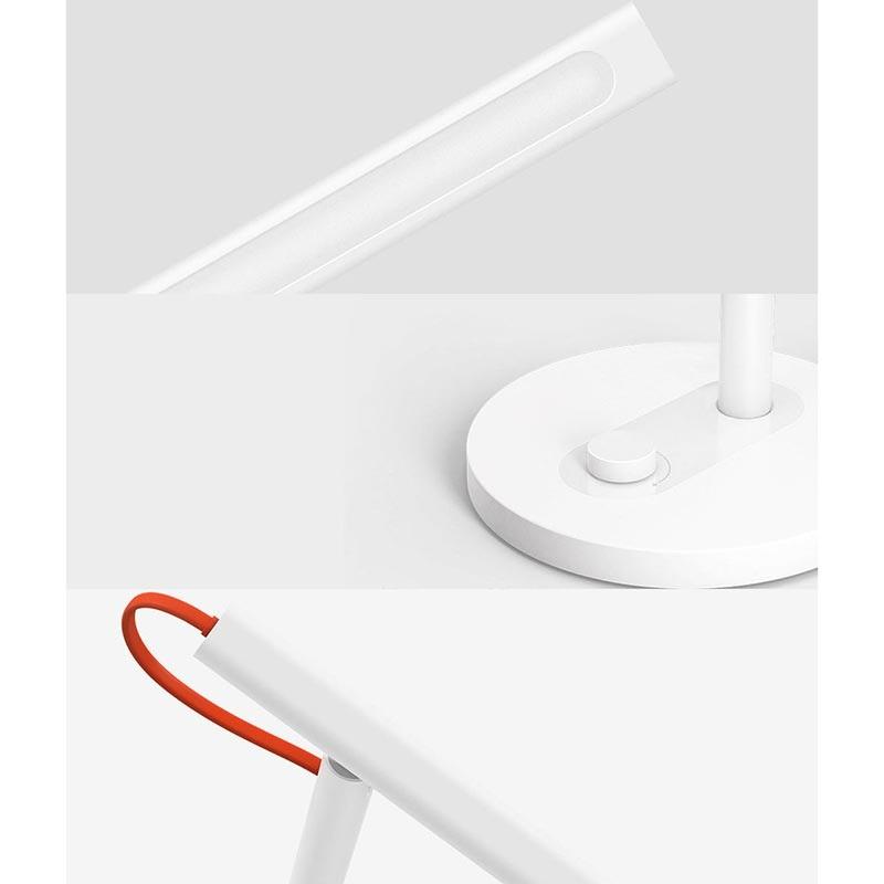Xiaomi Mi Smart LED Skrivebordslampe MUE4066GL Hvid