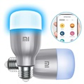 Xiaomi Yeelight Smart WiFi LED Pære - Hvid