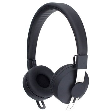 Xqisit BH100 Bluetooth Stereo Headset - Sort