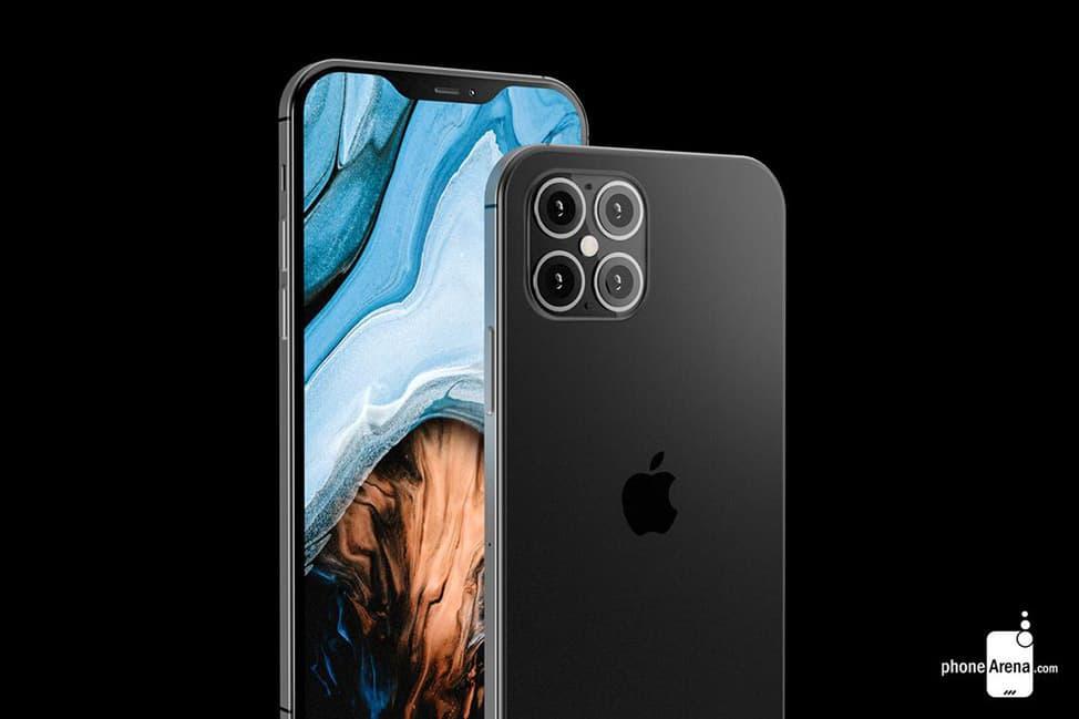 Apples 2020 mobiltelefoner