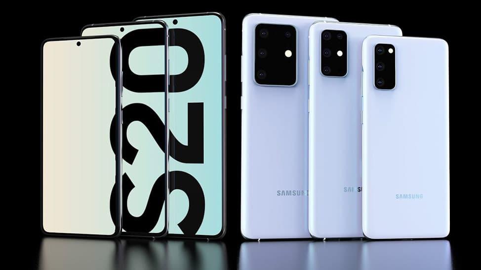 Samsung Galaxy 2020 -sarja