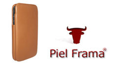 iPhone 5 Piel Frama Covers