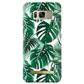 iDeal of Sweden Fashion Samsung Galaxy S8 Cover - Monstera Jungle