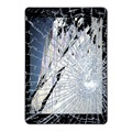 iPad 9.7 Display Glas & Touch Screen Reparation - Sort