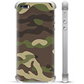 iPhone 5/5S/SE Hybrid Cover - Camo