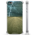 iPhone 5/5S/SE Hybrid Cover - Storm