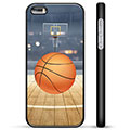 iPhone 5/5S/SE Beskyttende Cover - Basketball