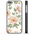 iPhone 5/5S/SE Beskyttende Cover - Floral