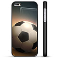 iPhone 5/5S/SE Beskyttende Cover - Fodbold