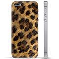 iPhone 5/5S/SE TPU Cover - Leopard